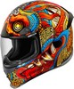 ICON Helmet Afp Barong Red Sm
