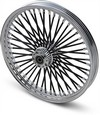 Drag Specialties Fat Daddy Front Wheel 21X2.15 Single-Disc Black F.Whe