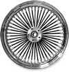 Drag Specialties Fat Daddy Front Wheel 21X3.5 Dual-Disc Black F.Whl 21
