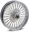 Drag Specialties Fat Daddy Front Wheel 21X3.5 Dual-Disc Chrome F Whl 2