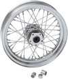 Drag Specialties Front Wheel 16X3 Chrome Wheel 16X3F Chr 84-99Flt