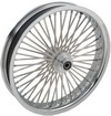 Drag Specialties Front Wheel 50 Spoke Radial 23X3.75 Chrome Sd Wheel