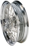 Drag Specialties Rear Wheel 16X3.5 60-Spoke Chrome 16X3.5-60 Rr00-03 F