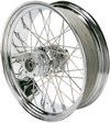 Drag Specialties Rear Wheel 18X5.5 40-Spoke Chrome Whl R18X5.5 40Spk 0