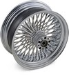 Drag Specialties Fat Daddy Rear Wheel 16X5.5 Chrome R Whl 16X5.5 50Sp