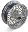 Drag Specialties Fat Daddy Rear Wheel 18X5.5 Chrome Wheel Rr 18 50Sp 9