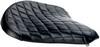 Biltwell Solo Seat Diamond Pattern Black