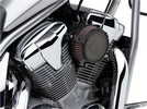 Cobra Air Filter Blk Pl Bolt Plain Air Cleaner Kit Black Yamaha