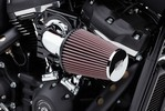 Cobra Air Intake Cn Cr/Cr Sftl Air Cleaner Cone Chrome
