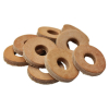TC Bros Leather Washer Kit (3/8'', 10-pack)