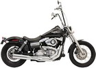 Bassani Exhst 2-1 B1 91-11Dyna Ch Exhaust Road Rage Ii B1 Power 2-Into