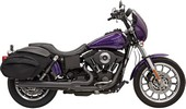 Bassani Exhaust 2-1L 91-05Fxd Bk Exhaust System Road Rage 2-Into-1 Lon