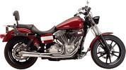 Supertrapp Exhaust Fatshot Dyna12-17 Exhaust System Fat Shot 2-Into-1