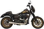 Bassani Exhaust G Lutzka 2,1 Fxd Exhaust System 2-Into-1 Stainless Ste