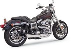 Bassani Exhaust 2:1 Mega Fxd Ch Exhaust System Road Rage Ii Mega 2-Int