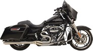Bassani Exh 2:1 Ss Mega Fl 17-19 Exhaust System Road Rage Iii 4  Me