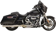 Bassani Exh 2:1 Ss Scan Fl 17-19 Exhaust System Road Rage Iii 4  St