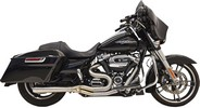 Bassani Exh 2:1 Ss Shrt Fl 17-19 Exhaust System Road Rage Iii 4  Me