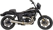 Bassani Exhaust 2:1 Ss Hi-Hp Fxd Exhaust System Road Rage 3-Step 2-Int