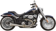 Bassani Exhaust 2:1 Ss 18+ Fxbr Exhaust System Road Rage Iii 2-Into-1