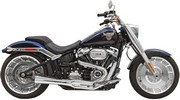 Bassani Exhaust 2:1 Ch 18+ Fxbr Exhaust System Road Rage Iii 2-Into-1