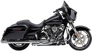 """Cobra Mufflers 3"""" Chr 17-19 Fl Mufflers 3"""" Slip-On Chrome"""