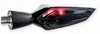 Motogadget  Mo-Blaze Edge 3-In-1 Led Turn Signal Right Dark Chrome