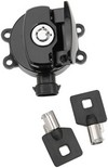 Chrome Side Hinge Ignition Switch Switch Ign Blk 11-St