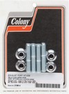 Colony Stud & Nut Exhaust 84-99 Stud & Nut Exhaust 84-99