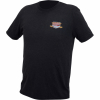 Drag Specialties Fatbook T-Shirt - Black Frost