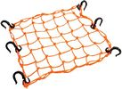 ''Powertye  Cargo Net / 38,1 Cm (15'''') X 38,1 Cm (15'''') / Orange / Text