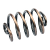 Barrel Solo Seat Spring, 2 Inch  (Copper)