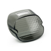 Laydown Taillight Lens, Light Smoke L03-20 Various H-D.