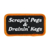 Scrapin pegs patch