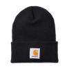 Carhartt Carhartt Rib Knit Beanie Watch, Black One Size Fits All