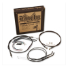 Burly T-Bar Cable/Line Kit 10'' 07-13 XL