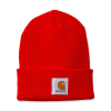 Carhartt Carhartt Rib Knit Beanie Watch Brite Orange One Size Fits Mos