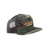 Loser Machine Wings Trucker Cap Camo One Size Fits Most