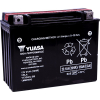 Batteri FLT/Road King 80-96 YTX24HL-BS (12V 300A/21Ah (205x87x165mm))
