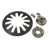 Easy Pull Clutch Ramp Kit 99-17 Tca/B (Excl. 14-17 Models With Hydraul