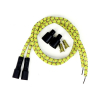 Taylor Braided Cloth Wire Set Univ  YELLOW WITH BLACK AND RED TRACER W