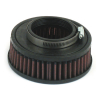 ''K&N, Air Filter Element H-D With 40-44Mm Mikuni With 68Mm Inlet & 6''''