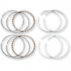 ''Hastings Rings 80''''Evo Std Replacement 4-Stroke Piston Ring Set''