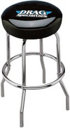 Bar Stool Drag Spec Logo Bar Stool