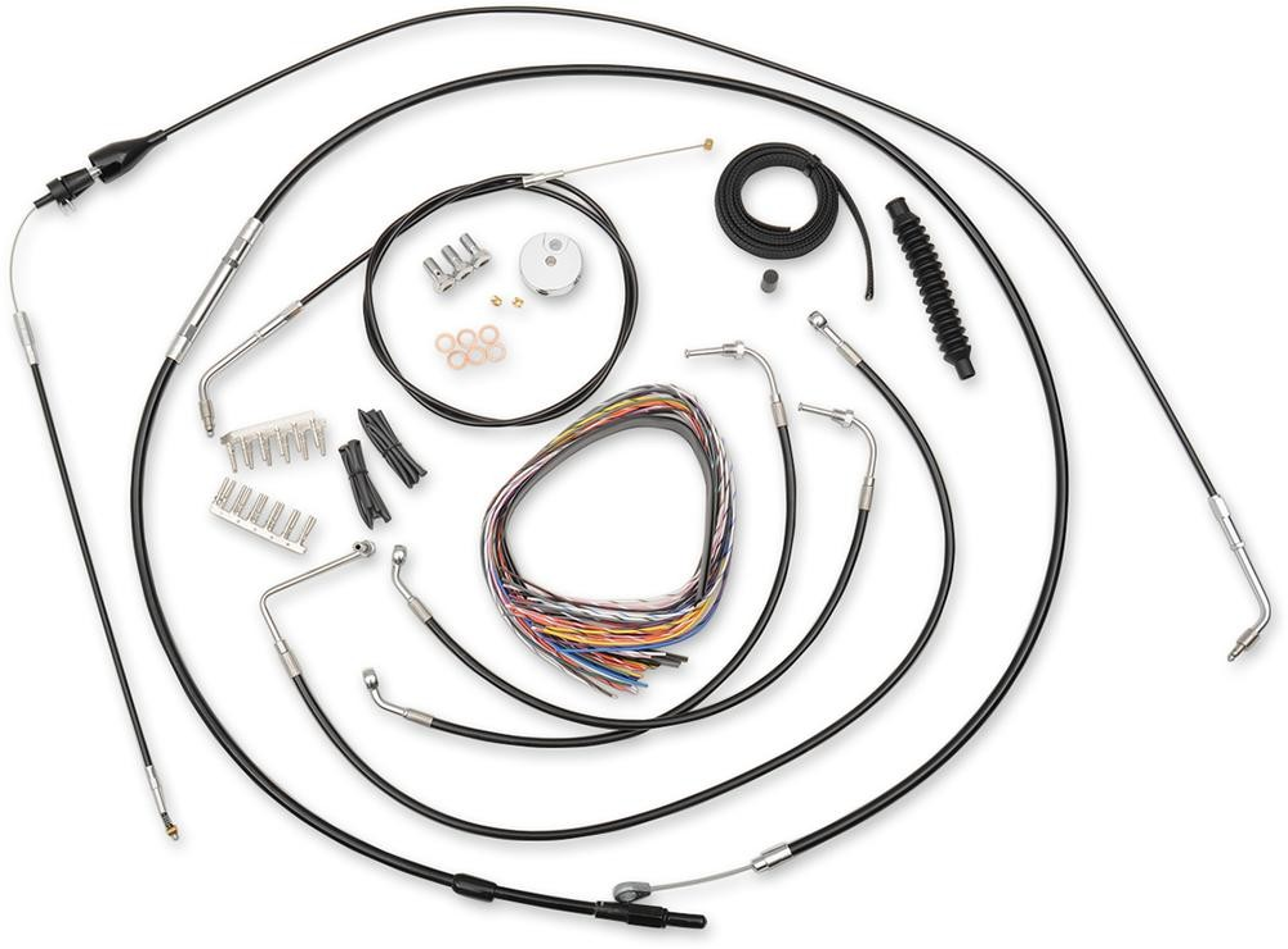 La Choppers Cable Kt Cb12-14 96-06Fl LA-8005KT2A-13B